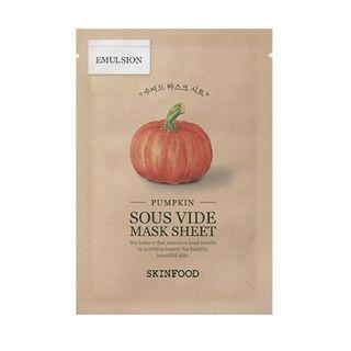 Skinfood - Sous Vide Mask Sheet - 10 Types #09 Pumpkin