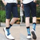 Cotton Plain Shorts