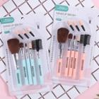 Set Of 5: Makeup Brush Random Colors - One Size