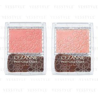 Cezanne - Pearl Glow Cheek - 2 Types
