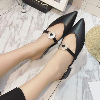 Point Sandals