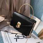 Envelope Handbag With Shoulder Strap