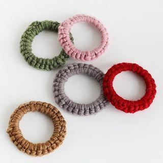 Plain Yarn Hair Clip