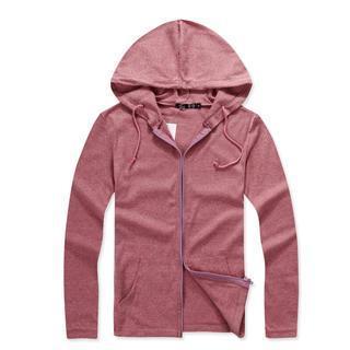 Plain Hooded Jacket