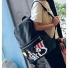 Appliqu  Lightweight Backpack