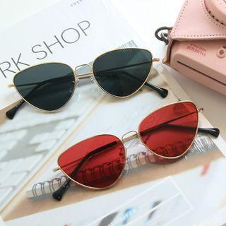 Vintage Triangle Sunglasses