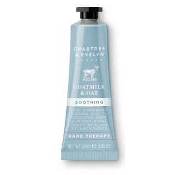 Crabtree & Evelyn - Goatmilk & Oat Hand Therapy 25ml