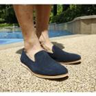 Genuine Suede Loafers