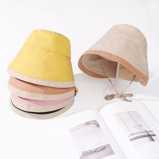 Layered Bucket Hat