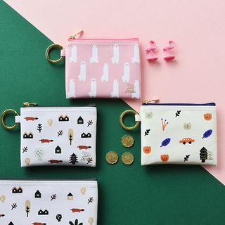 In The Zoo Series Key-ring Coin Purse