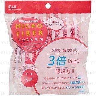 Kai - Micro Fiber Turban 2-way S