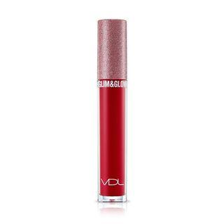 Vdl - Expert Color Glowing Lip Fluid (2018 Glim And Glow Collection) (4 Colors) #101 Sunshine Cherry