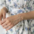 Heart Metallic Bracelet