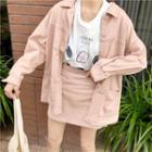 Plain Jacket / Plain Skirt