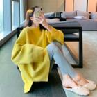 Loose-fit Sweater In 10 Colors