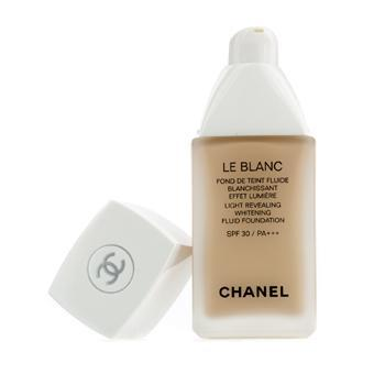 Chanel - Le Blanc Light Revealing Whitening Fluid Foundation Spf 30 - # 30 Beige 30ml/1oz
