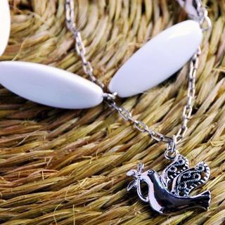Sweetie Pigeon Double Bracelet