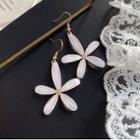 Flower Lace Earring / Clip-on Earring