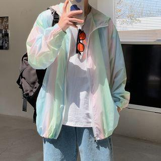 Iridescent Light Jacket