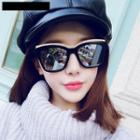 Retro Mirrored Sunglasses