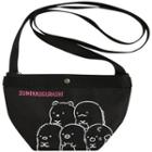 San-x Sumikko Gurashi Shoulder Bag (black) One Size