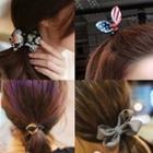 Beaded / Jeweled Hair Tie