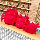 Canvas Crab Backpack / Crossbody Bag