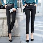 Split Seam Dress Pants