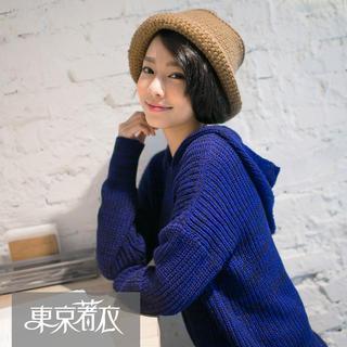 M Lange Hooded Sweater