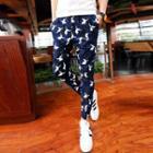Camouflage Print Pants