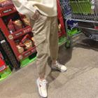 Tapered Baggy Cargo Pants