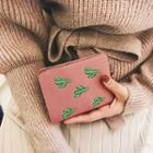 Cactus Print Short Wallet
