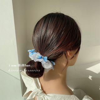 Butterfly Hair Tie As Shown In Figure - One Size