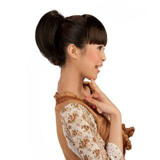 Straight Clip-on Hair Extension