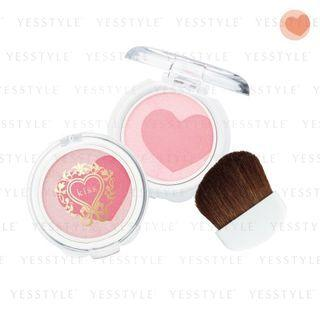 Kiss - Mix Heart Cheeks (#3) 1 Pc