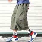 Capri Cargo Pants (various Designs)