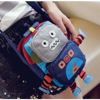 Robot Crossbody Bag