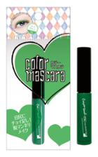 Lucky Trendy - Tm Color Mascara (leaf Green) 1 Pc