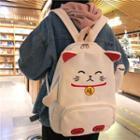 Fortune Cat Backpack / Pig Backpack