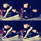 Velcro Strappy Sandals