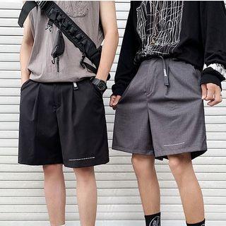 Letter Dress Shorts