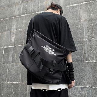 Multi-way Messenger Bag Black - One Size