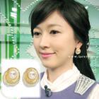Faux-pearl Earrings