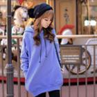 Hooded Long Pullover
