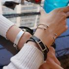 Layered Open Bangle