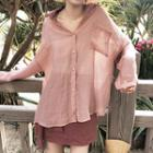 Plain Shirt / Camisole Top