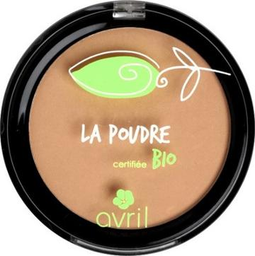 Avril - Organic Compact Powder (nube) 7g