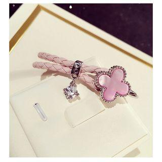Clover Woven Bracelet