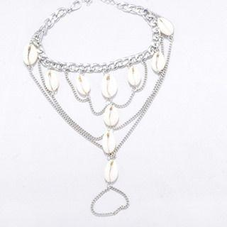 Shell Charm Armlet / Anklet