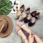 Strappy Roman Sandals